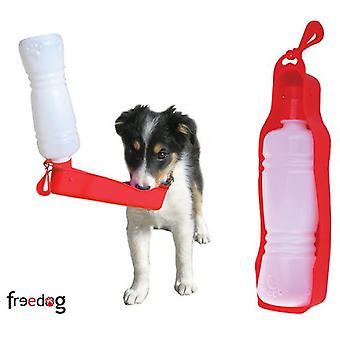 Bebedero portátil Freedog (perros, tazones de fuente, dosificadores y dispensadores de agua)