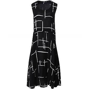 Robe sans manches Ralston Doris Graphic Linen