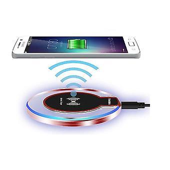 Qi langaton laturi-Nopea lataus-iPhone/Android