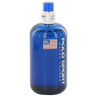 Polo Sport Eau De Toilette Spray (Tester) By Ralph Lauren 4.2 oz Eau De Toilette Spray