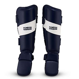 Fumetsu Ghost Thai Shin /Instep Guards Navy / White