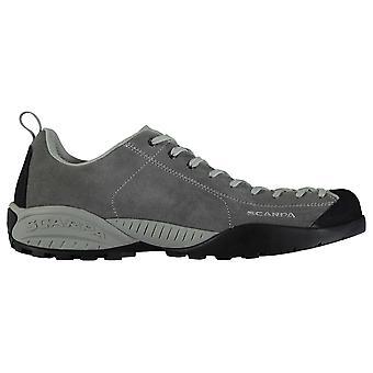 Scarpa Mens Mojito Walking Shoes Waterproof Hiking Sports Lace Up Rubber Toe Wrap