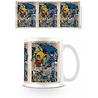 Dc Originals - Batman Montage Mug