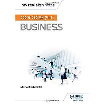 Min revisjon Notater - OCR GCSE (9-1) Business av Mike Schofield - 978151
