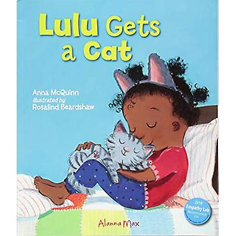 Lulu Gets a Cat by Anna McQuinn - 9781907825170 Book