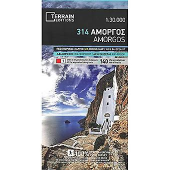 Amorgos - 2018 - 9786185160074 Book