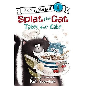 Splat the Cat Takes the Cake (I Can Read Splat the Cat - Level 1
