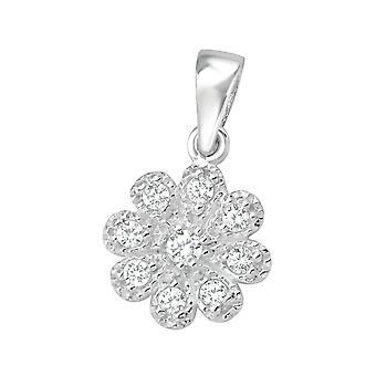 Bloem - 925 Sterling Zilveren Juweliers - W16724x