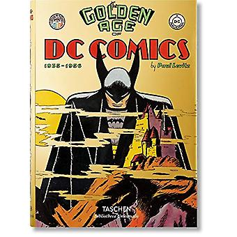 The Golden Age of DC Comics by Paul Levitz - 9783836556569 Book