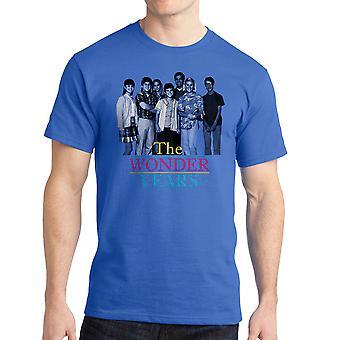 The Wonder Years Simple Cast Men's Royal Blue T-shirt