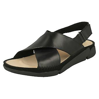 Ladies Clarks Casual Summer Sandals Tri Alexia
