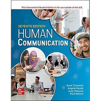 ISE Human Communication by Judy Pearson - 9781260570892 Book