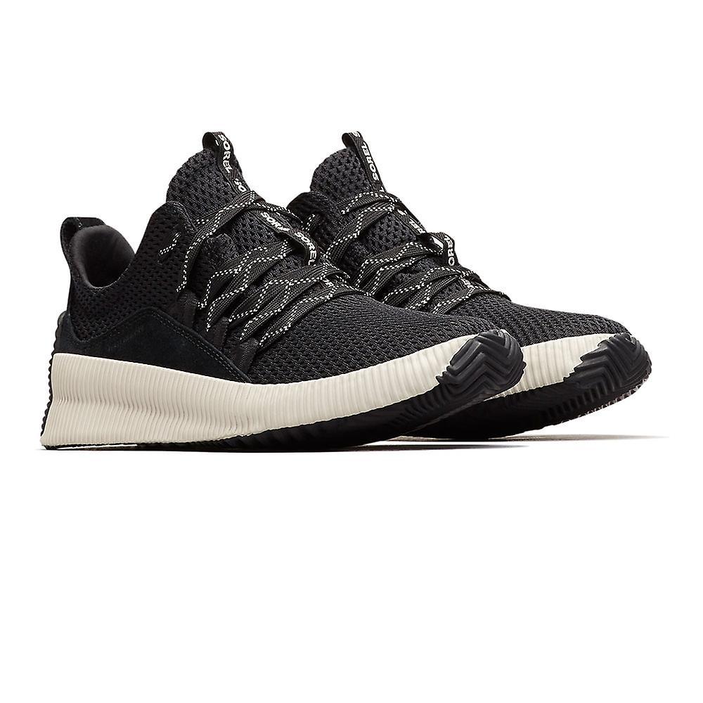 Sorel Out N About Plus Sneaker-Black n85l4
