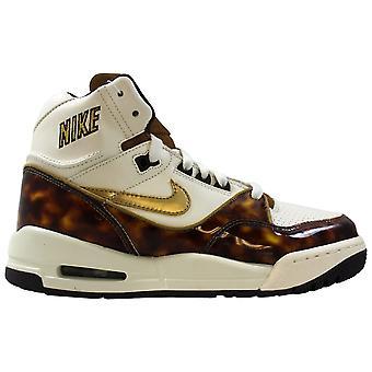 Nike Air Assault High Metallic Gold/cinder 333701-171 Women's