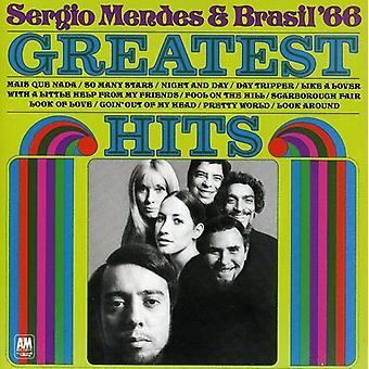 Sergio Mendes - Greatest Hits van Brasil ' 66 [CD] USA import