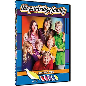 Partridge Family: The Complete Second Season [DVD] USA import