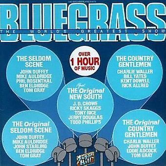 Bluegrass-World's Greatest - Bluegrass-World's Greatest Sho [CD] USA import