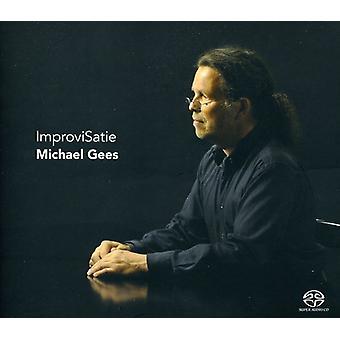 Michael Gees - Improvisatie [SACD] USA import