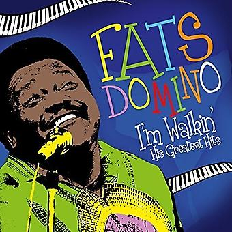 Fats Domino - I'm Walkin' - His Greatest Hit [Vinyl] USA import