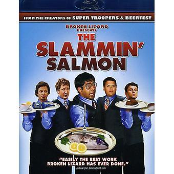 The Slammin' Salmon [Blu-ray] [BLU-RAY] USA import