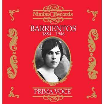 Maria Barrientos - Prima Voce: Barrientos, 1884-1946 [CD] USA import