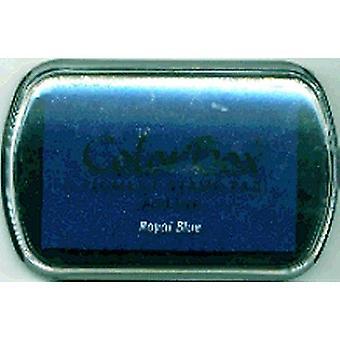 Clearsnap ColorBox Pigment Muste Täysikokoinen Royal Blue