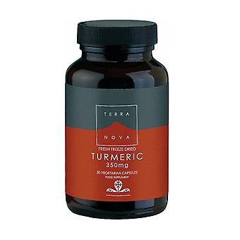 Turmeric (turmeric) 50 capsules (350mg)
