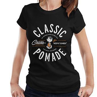 Erdnüsse Shermy klassische Pomade Frauen's T-Shirt
