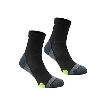 Karrimor Dri Skin 2 Pack Running Socks Mens