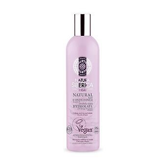 Natural Hair Conditioner gebaseerd op Rhodiola Rosea Hydrolate en Savage Lungwort Extract 400 ml