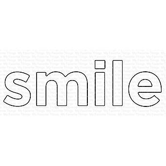 Suosikkini Asiat Big Smile Die-namics
