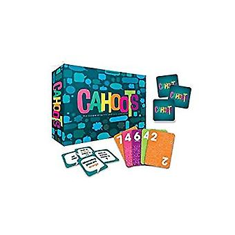 Games - Ceaco Gamewright - Cahoots New 115