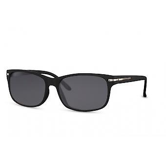 النظارات الشمسية الرجال ووكر الرجال كامل edgekat. 3 أسود / أسود