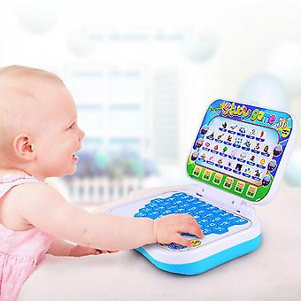 Baby Learning Interactive Machine - Kids Laptop Toy For Early Education Alphabet Pronunciation