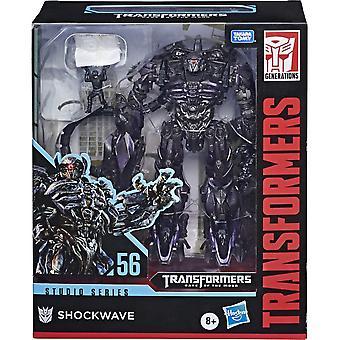 Transformers Shockwave Studio Series Leader Figure