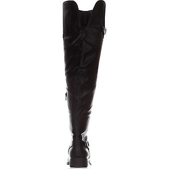 American Rag Womens Adarra Almond Toe Over Knee Fashion Boots