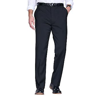 Fitting Room Mens Formal Trouser With Stretch
