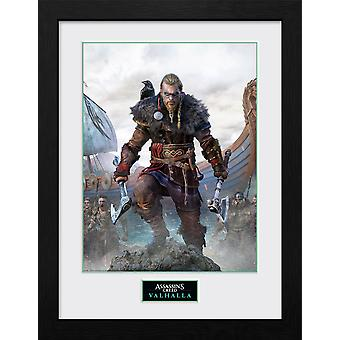 Assassins Creed Valhalla Standard Edition Collector Print