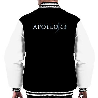 Apollo 13 Movie Logo Men's Varsity Takki