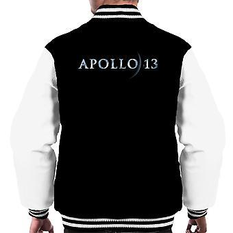 Apollo 13 Movie Logo Men's Varsity Jacket