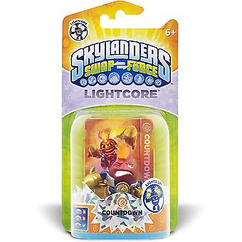 Skylanders Swap Force Light Core Countdown Kids Leksak