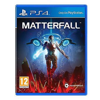 Matterfall English/Arabic Box PS4 Game (English/Arabic Box)