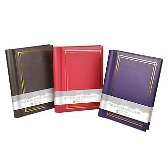 Home Collection Self Adhesive Photo Album 36 Sheets / 72 Sides
