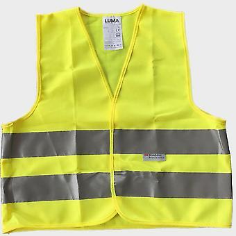 New Luma Child Safety Vest Yellow