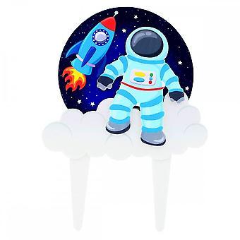 Culpitt Spaceman Gumpaste Pic - 150 X 200mm (Inc Pic)