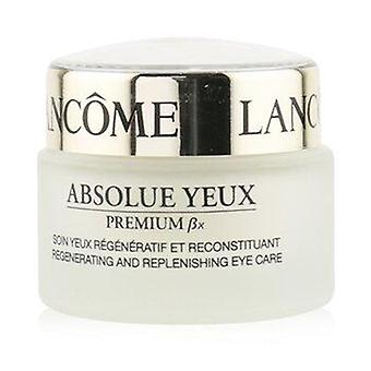Absolue Yeux Premium BX uudistaa ja täydentää silmänhoitoa 20ml tai 0,7oz