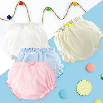 Baby Cotton Underpants, Panties, Newborn Summer Shorts  Briefs