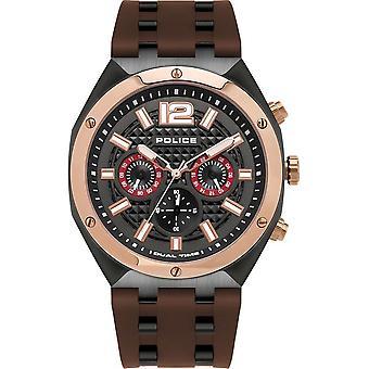 警察 - 腕時計 - 男性 - ケディリ - PL15995JSBR.61P