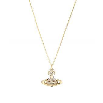 Vivienne Westwood Accessoires Sorada Bas Relief Pendant Necklace