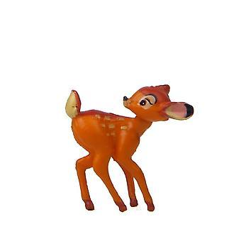 Sika Deer Model Small Statue Figurine - Crafts Garden Figure Ornament